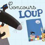 """Concours : tente de remporter ton kit de rentrée """"Loup"""" !"""