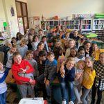 Notre classe niouzz de Watermael-Boitsfort