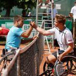 Cmoiki...assiste au Belgian Open, un tournoi international de tennis en fauteuil roulant !