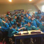 Notre classe niouzz de Bruxelles Lindthout