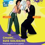 Take Off - Cmoiki... suis solidaire en pyjama