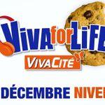 CmoiKi...prépare des cookies pour Viva For Life !