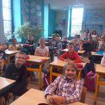 Notre classe niouzz de Laplaigne