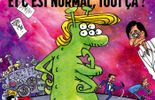 """"""" Petits dessins - Et c'est normal, tout ça ?"""" - Pierre Kroll – Ed Les Arènes"""