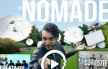 Nomade, humour & flow sur La Trois