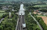 Un ouvrage d'art ô combien important pour le trafic fluvial belge : le Plan Incliné de Ronquières
