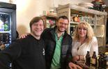 Cave à bière ouverte il y a 2 ans par un couple passionné par le patrimoine brassicole belge.