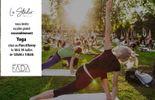 Ces 18 & 19 juillet de 12H30 à 13H30,  le plus grand rassemblement Yoga de Wallonie, au FADA Liège Food Truck Festival