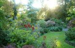 le jardin d'Helena à Nandrin