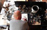 """Tout le Baz'Art de Koenraad Tinel suivi de son Doc """"Vingt-sept fois le temps"""" de Annick Ghijzelings"""