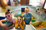 Houtopia est un centre récréatif et pédagogique dédié à la découverte des 5 sens.