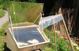 Le four solaire européen en bois, plus solide et résistant