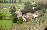 Le château deMiraval, propriété du couple Pitt/Jolie