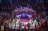 Passez les fêtes sous le signe du 40ème édition du Festival International du Cirque de Monte Carlo !