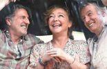 """Daniel Auteuil, Catherine Frot et Bernard Le Coq dans """"Qui m'aime me suive !"""""""