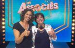 """Gain record dans """"Les Associés"""": Sabine remporte 22.000€!"""