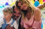Ingrid Chauvin partage de beaux clichés de famille