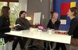 Myriam Lene Laroy, Michel Dufranne, Thierry Bellefroid et Justine Laezza