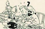 Soirée spéciale sur La Trois, pour les 90 ans de Tintin ! + vidéo Plan Cult n°7