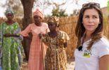 """Joelle Scoriels pour SOS faim: """"De petites actions peuvent changer la vie de familles entières"""""""