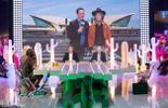 James en duplex avec Chuck Norris