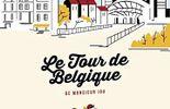 « Le tour de Belgique à vélo » - Monsieur iou – Ed Grand braquet  éditions