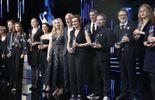 Les lauréats des Magritte du cinéma 2018