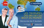 Découvrez les lauréats des Trophées des Belges du Bout du Monde !