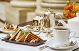 Brunchs, tea-time ou magnifiques repas... vive les tables d'hôtels!