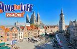 Viva for Life, prochaine étape à Tournai!