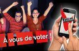 The Voice Belgique : à vous de voter