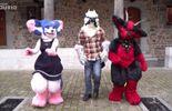 Les Furries, ces personnages mi-humains mi-animaux