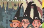 « Harry Potter à l'école des sorciers » - JK Rowling  – Ed Folio Junior