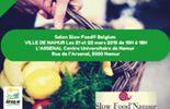 """Salon """"Be slow food"""" à Namur"""