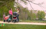 J'ai testé pour vous : une séance de gym-pousette dans un parc bruxellois