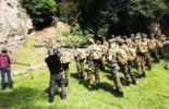 « Questions à La Une » : Immersion inédite chez les para-commandos