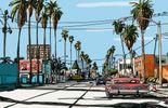 Los Angeles, de Javier Mariscal