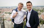 Eric Boever et Laurent Henrard