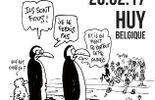 La Presque Star : Marc Hennau - pour la 50e traversée de la Meuse à la nage !