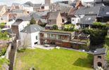 Eco-extension d'une maison pour jeune famille dans le très beau village de Thuin