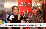 [REVOIR] Avant sa participation à l'Eurovision, Blanche était dans la Connect Room !