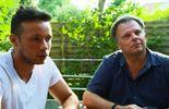 Sami et son ancien éducateur, Roland