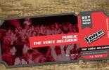 The Voice Belgique : réservez vos places pour les Blinds dès maintenant !