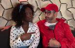 Cécile Djunga et Walid