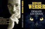 """Bernard Werber : """"L'amour du chat se mérite, alors que l'amour du chien se donne de manière universelle"""""""