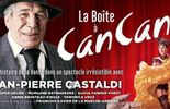 """Concours : 5 x 2 places pour le spectacle """"La boîte à Cancan"""""""