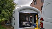 Une carrosserie mobile qui se déplace jusque chez vous!