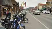 Les Rocheuses en Harley : les images