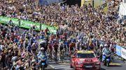 La traversée triomphale de Bruxelles d'Eddy Merckx