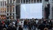 José Van Dam, adieux sur la Grand Place de Bruxelles